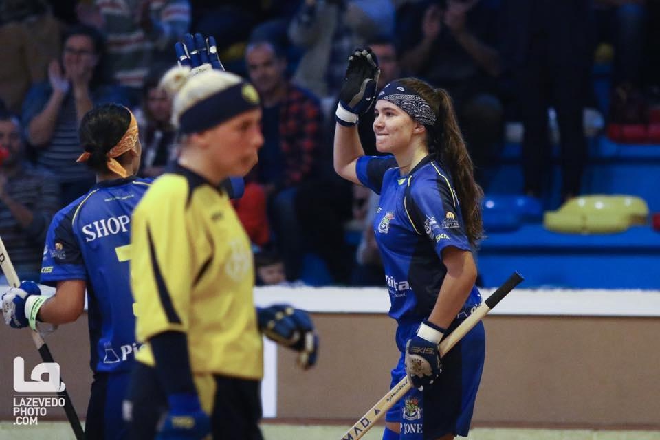 Sofia Moncóvio convocada para o estágio final da Seleção Nacional Feminina