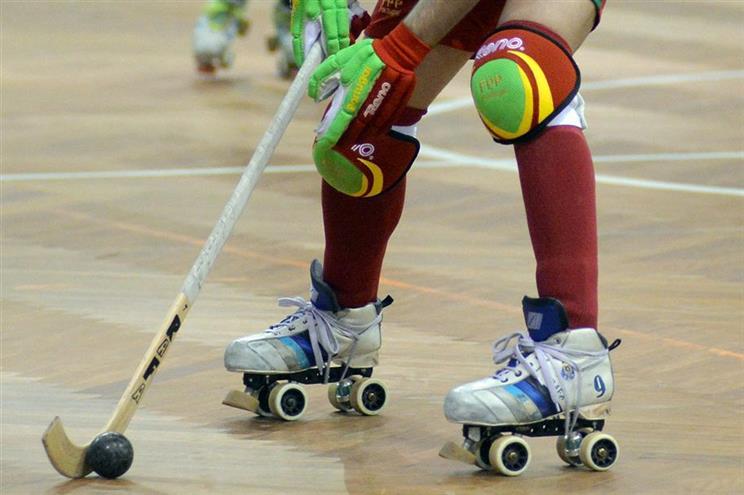 Ação de divulgação sobre as novas regras de hóquei em patins para a época 2018/2019
